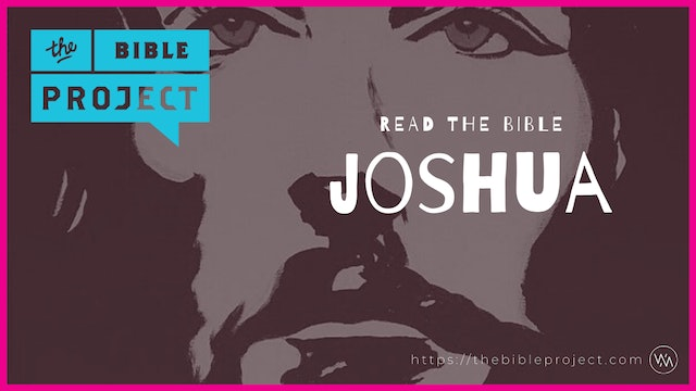 The book of Joshua Overview.