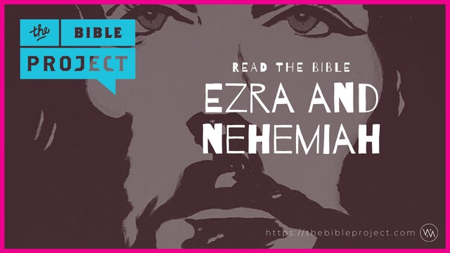 The books of Ezra and Nehemiah Overview.