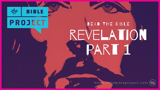 The book of Revelation Overview (part...