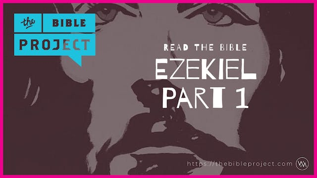 The book of Ezekiel Overview (part 1).