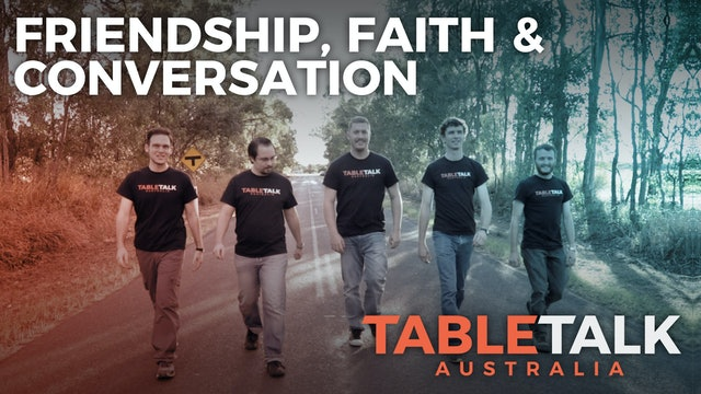 PODCAST - Table Talk (CLICK ORANGE LINK BELOW)
