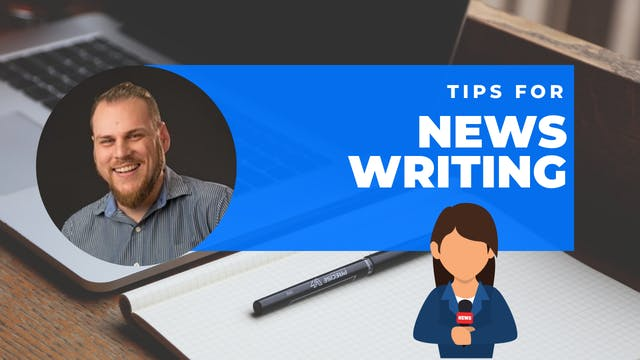Episode 9: 60 Second Writing Tips - T...
