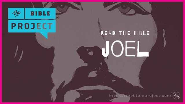 The book of Joel Overview.