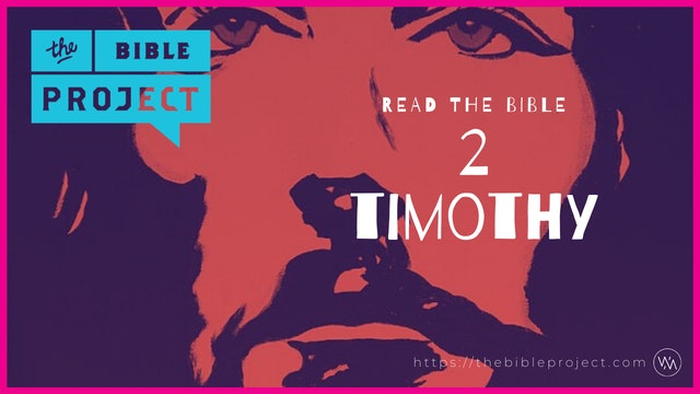 The book Of 2nd Timothy Overview.