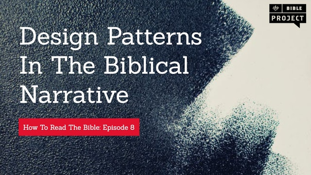Design Patterns In The Biblical Narrative.