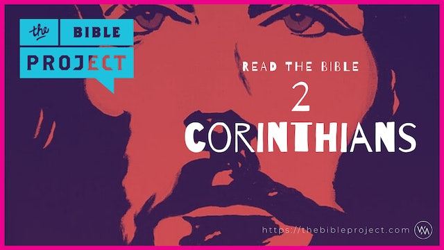 The book Of 2nd Corinthians Overview