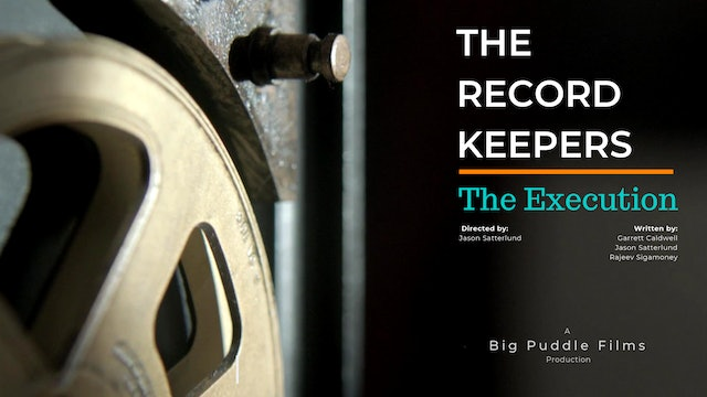 The Record Keeper - Episode 9: The Execution