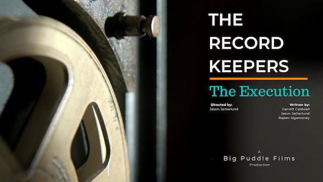The Record Keeper - Episode 9: The Ex...