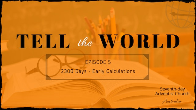 2300 Days - Early Calculations