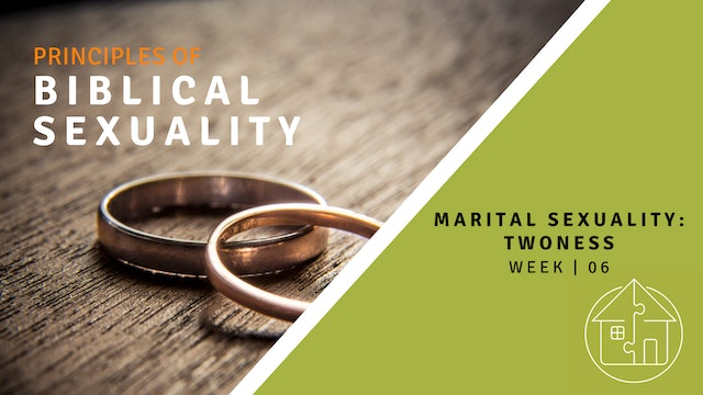 SEXUALLY DESIGNED: Marital Sexuality - Episode 6