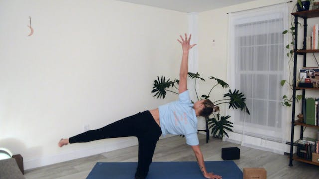 Yoga for Skiers - Warm Up