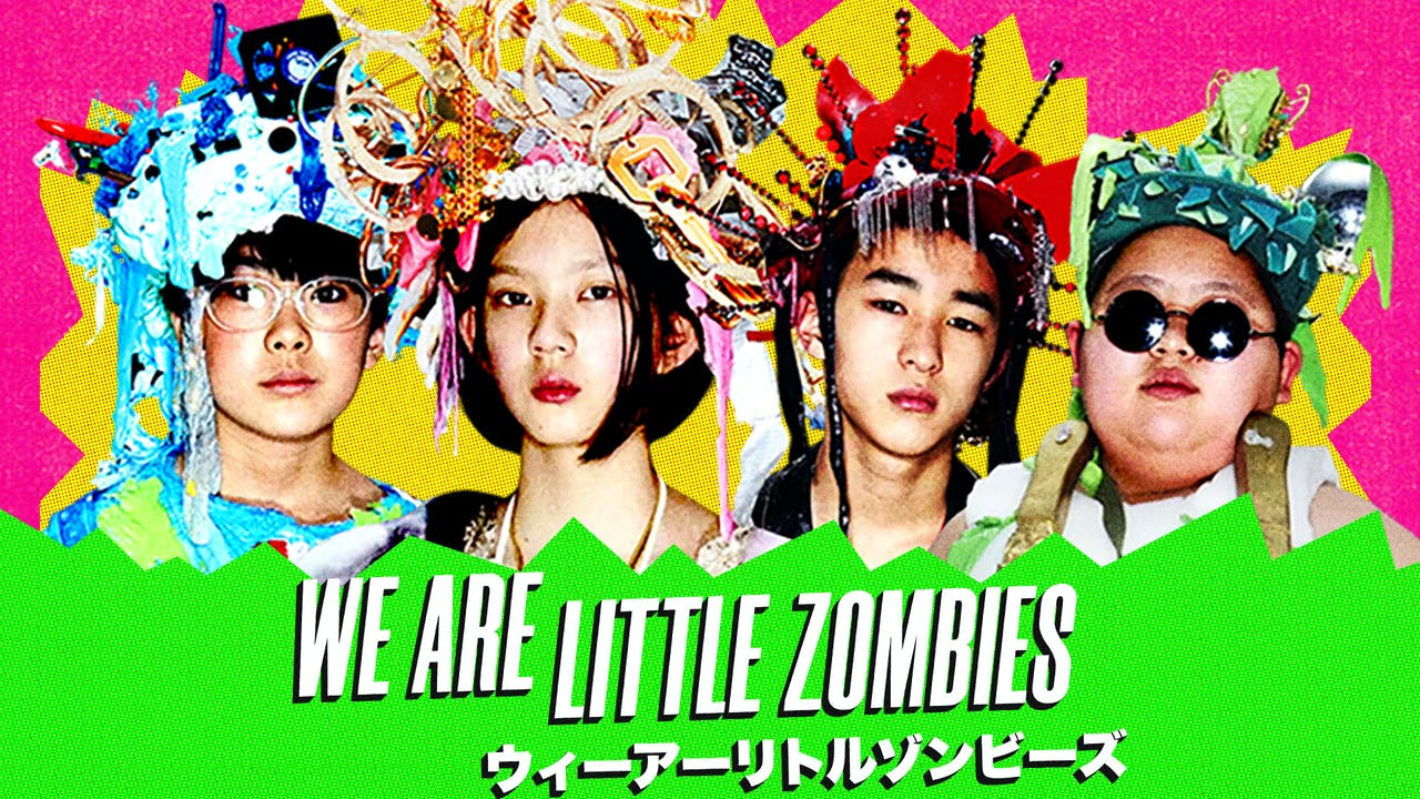Screeland Armour Presents WE ARE LITTLE ZOMBIES