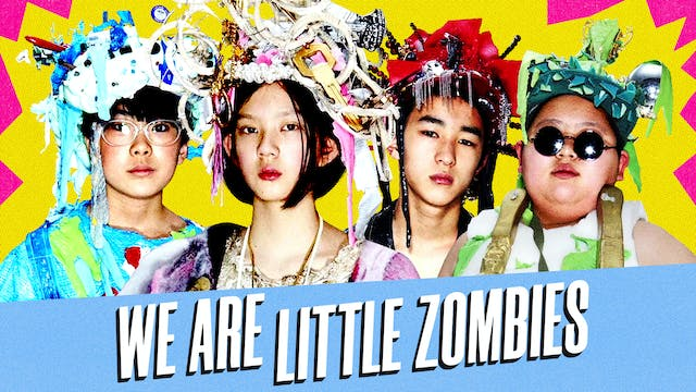 We Are Little Zombies - by Makoto Nagahisa