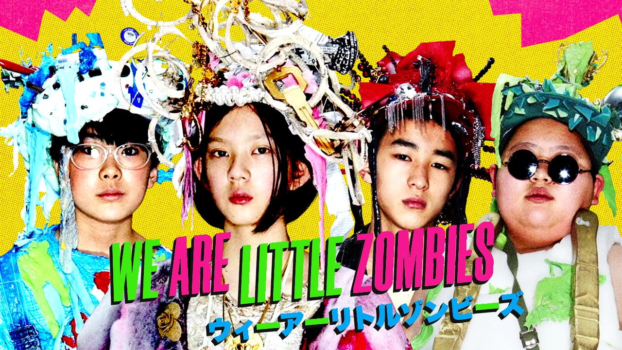 Little Otsu Presents: We Are Little Zombies