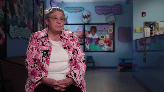 """Sister Berta's """"Old Womans Conspiracy Theory"""" - We Are Superman - Deleted Scene"""