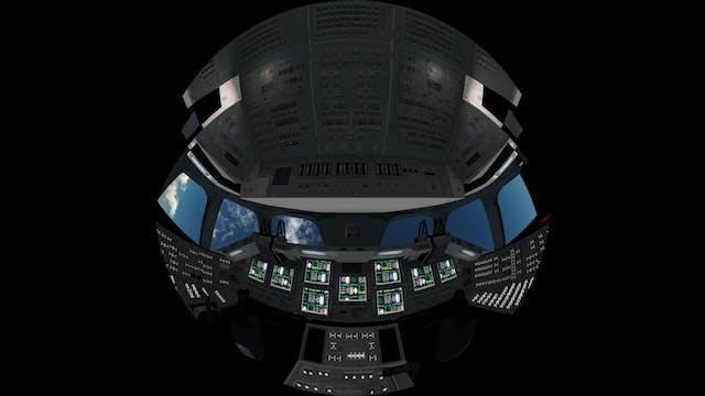 Trip Through Space Full Dome Planetarium Program