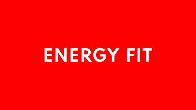 Energy Fit