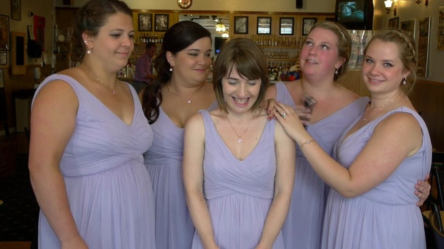 Bridesmaids Well Wishes