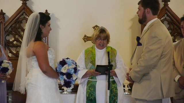 Ceremony Stephanie and Judson
