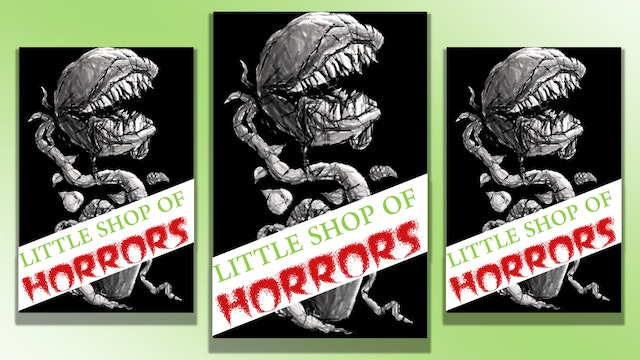 Little Shop of Horrors, 1960