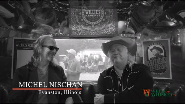 In Luck Trailer Talks - Michel Nischan