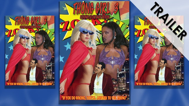Thong Girl 3 Trailer