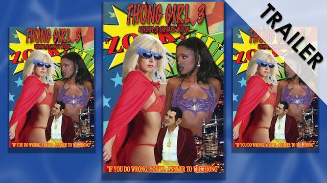 Thong Girl 3 Trailer