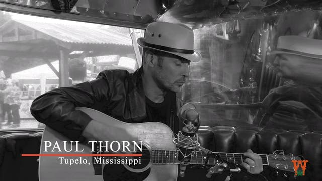 In Luck Trailer Talks - Paul Thorn