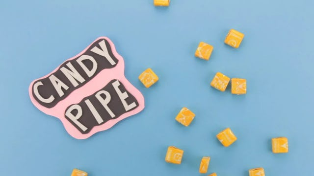 Candy Pipe
