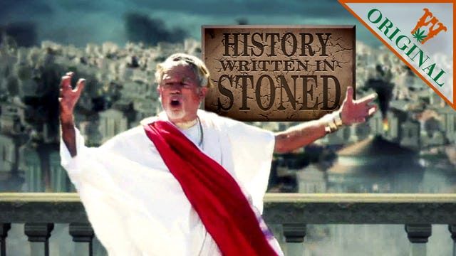History Written in Stoned