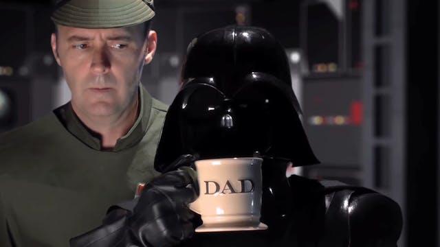 Darth Vader and Prison Cam Confessions