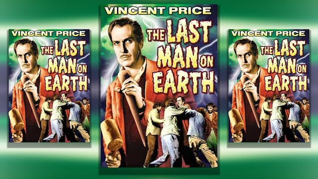 Last Man on Earth, 1964