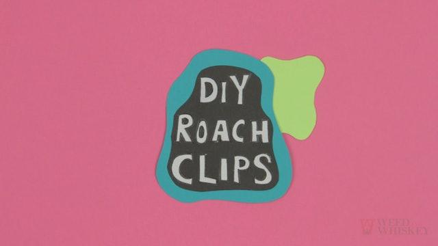 DIY Roach Clips