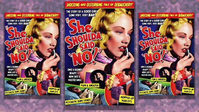 "She Shoulda Said ""No!"", 1949"