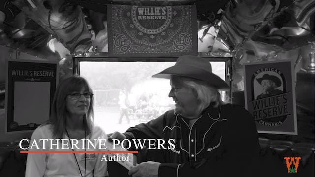 In Luck Trailer Talks - Catherine Powers