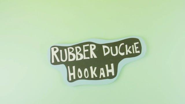 Rubber Duckie Hookah