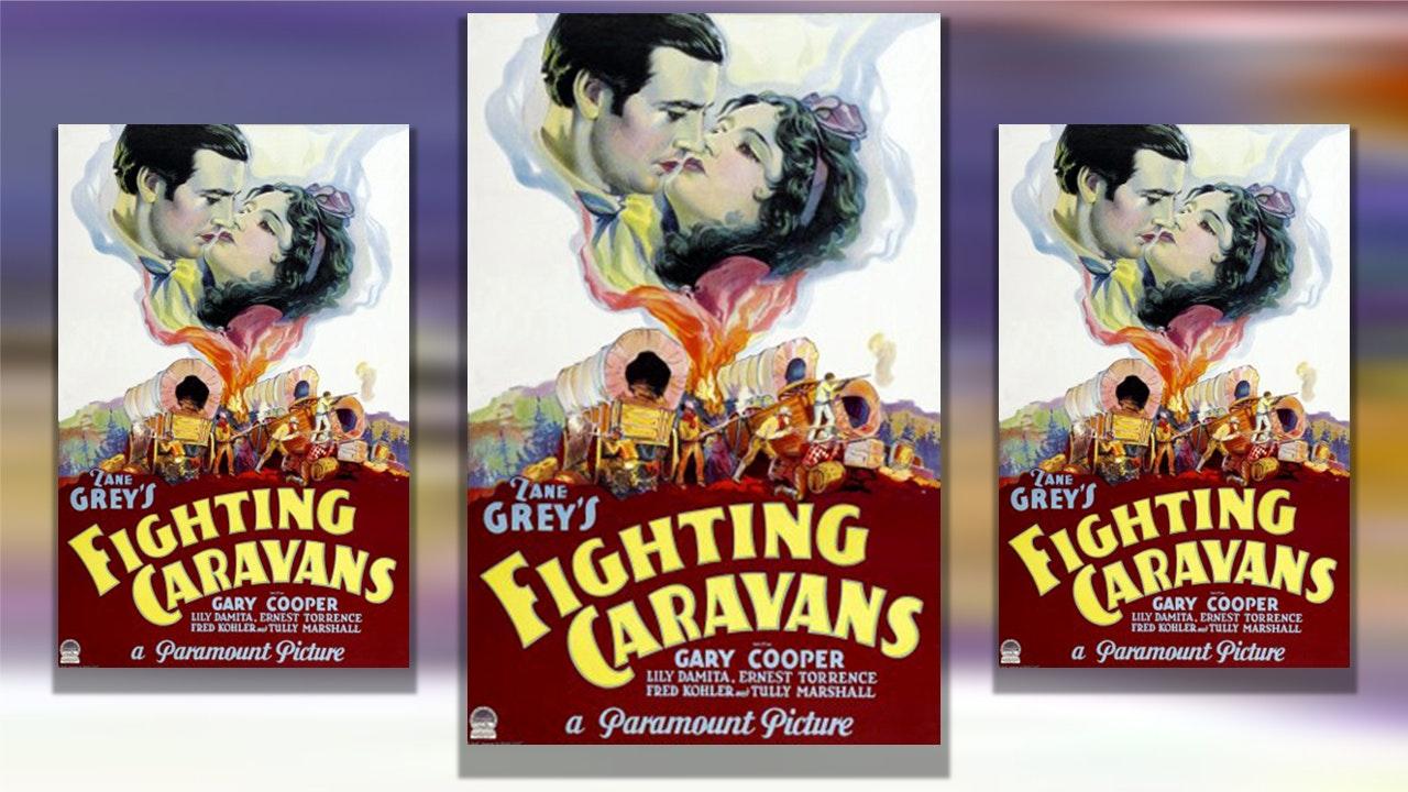 Fighting Caravans, 1931