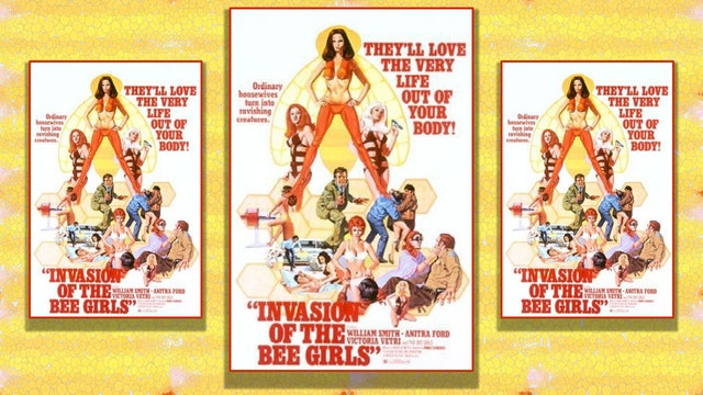 Invasion of the Bee Girls, 1973