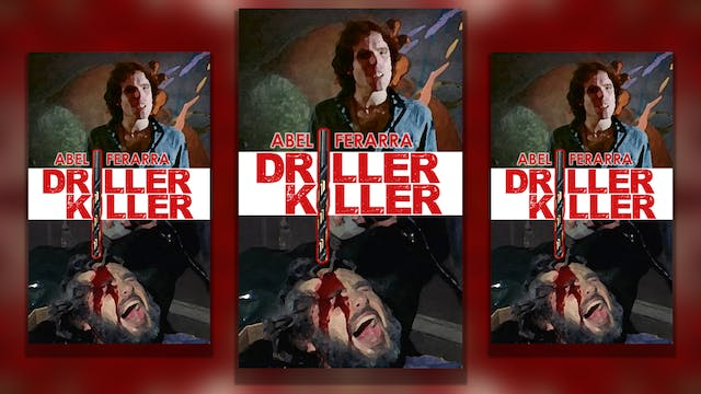 The Driller Killer Uncut, 1979