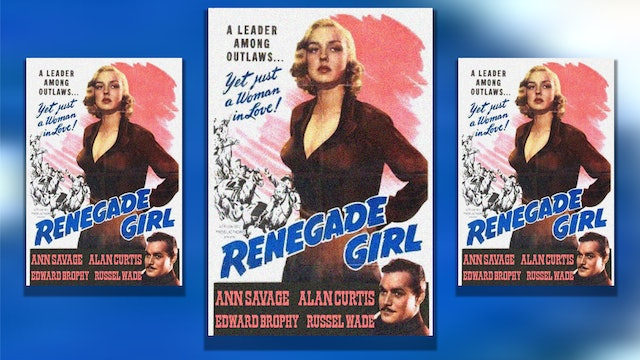Renegade Girl, 1946