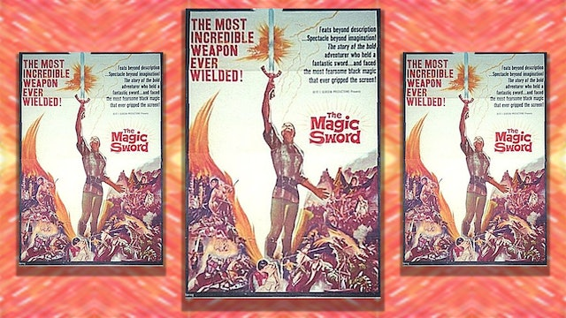 The Magic Sword,1962