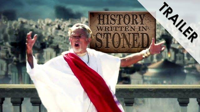 History Written in Stoned Trailer