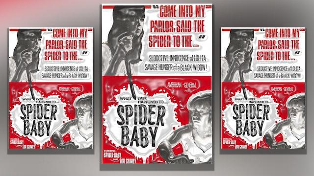 Spider Baby, 1968