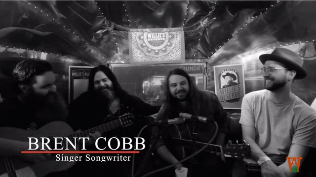 In Luck Trailer Talks - Brent Cobb
