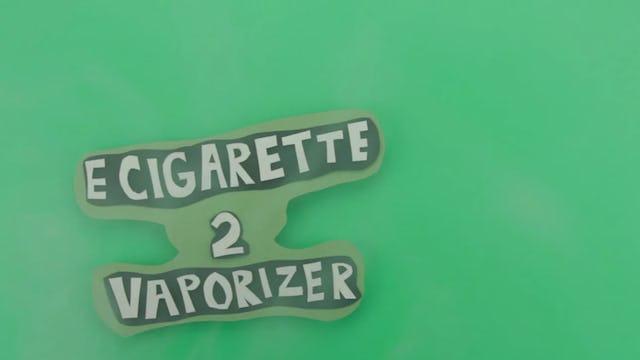 E Cigarette 2 Vaporizer