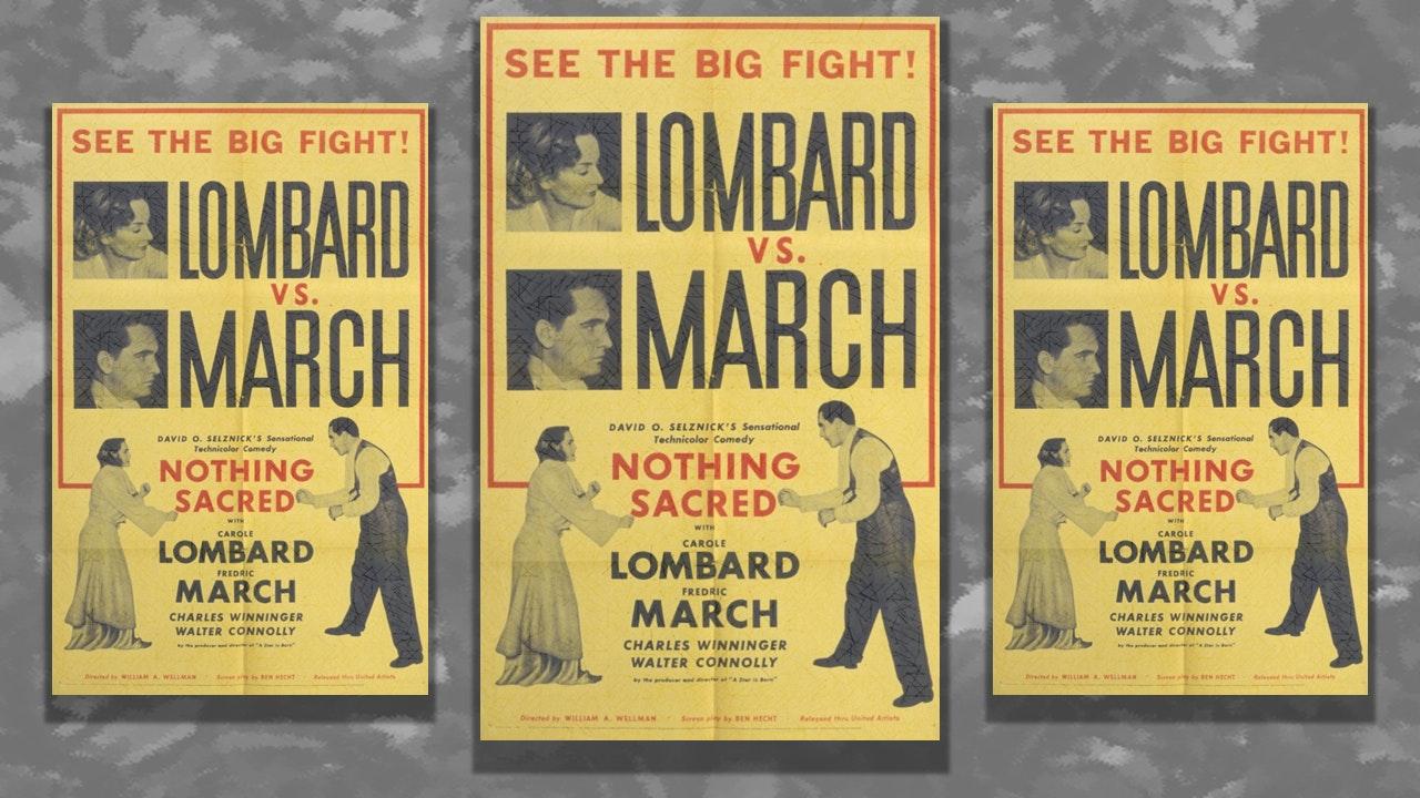 Nothing Sacred, 1937
