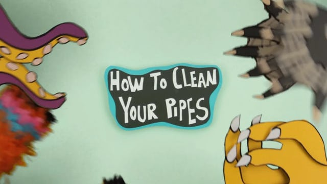 How to Clean Your Pipes