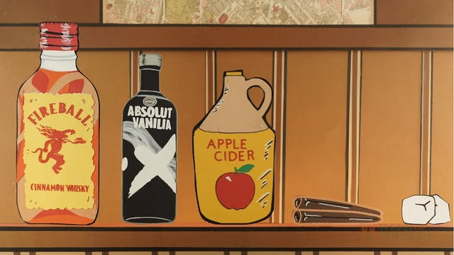Apple Pie Whiskey