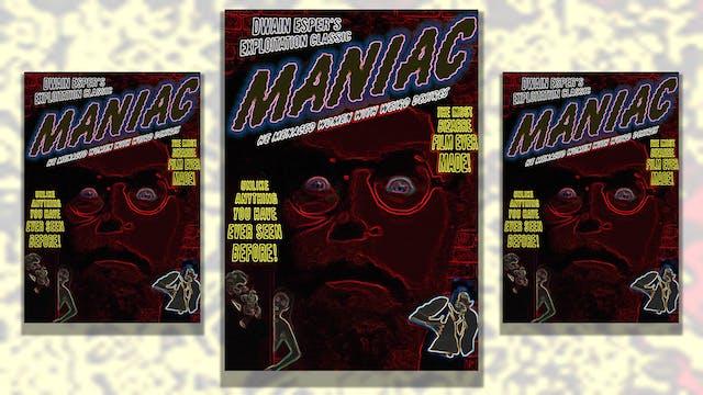 Maniac, 1932