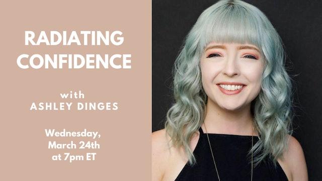 Live Talk: Ashley Dinges (3.24.21)